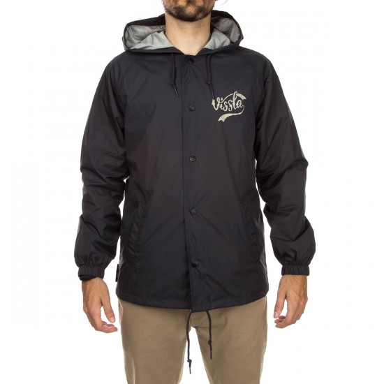 Vissla Surf Coach Jacket - Phantom