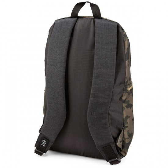 Volcom Academy Backpack - Army Green Combo