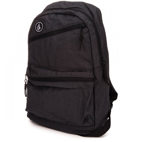 Volcom Academy Backpack - Heather Black