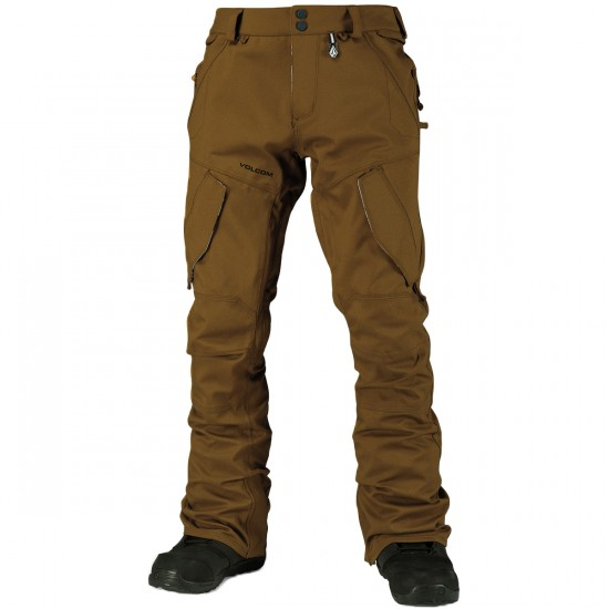 Volcom Articulated Pant 2015 - Teak