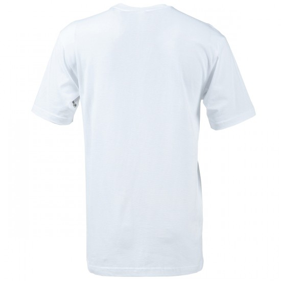 Volcom Barely Lethal T-Shirt - White