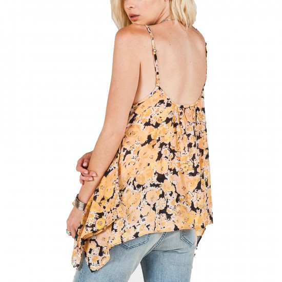 Volcom Better Day Tank - Citrus Gold