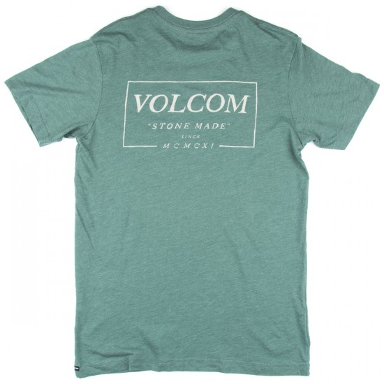 Volcom Ciggy T-Shirt - Forest