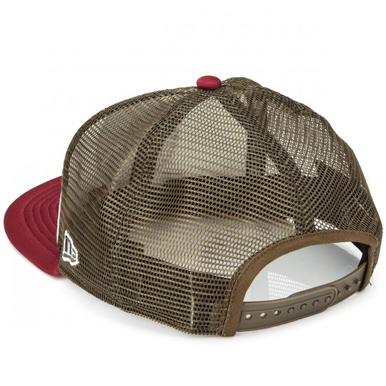 Volcom Coast Cheese Hat - Deep Red