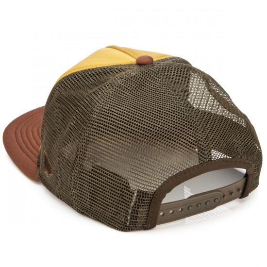 Volcom Coast Cheese Hat - Golden Mustard