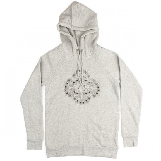 Volcom Corpbrew Hoodie - Heather Grey