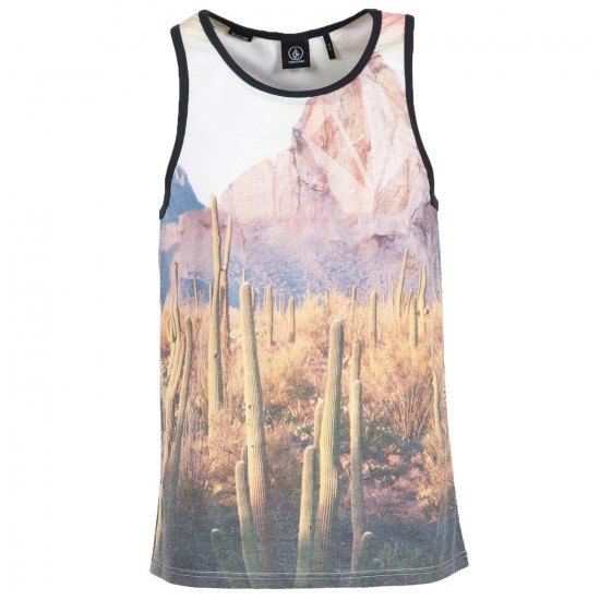 Volcom Dajungle Tank Top - Multi