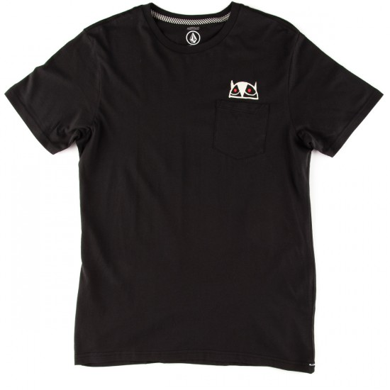Volcom Don Pendleton Stone Fill T-Shirt - Black