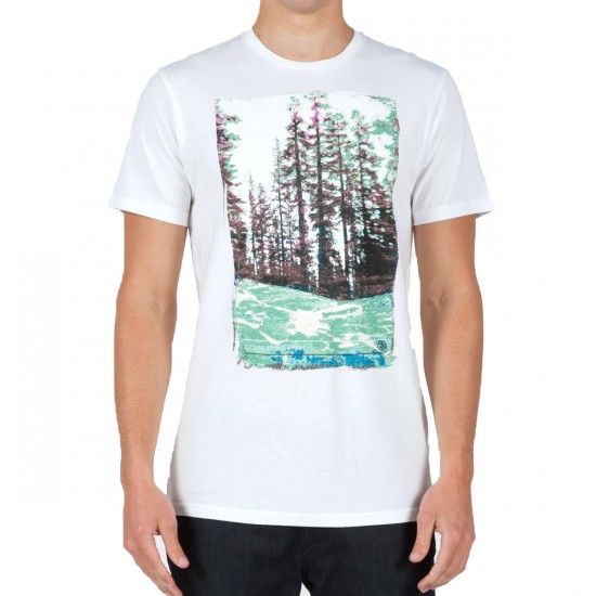Volcom Escape To Nowhere T-Shirt - White