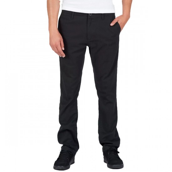 Volcom Faceted Pants - Black