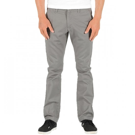 Volcom Faceted Pants - Grey