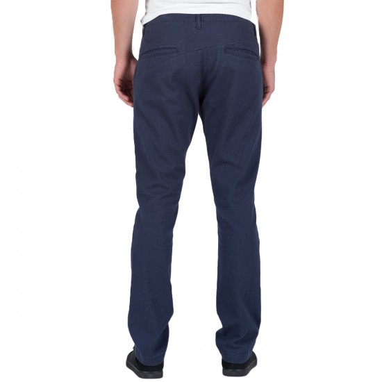 Volcom Faceted Pants - Very Navy