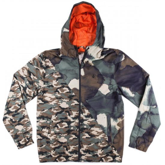 Volcom Forwarder Jacket - Military