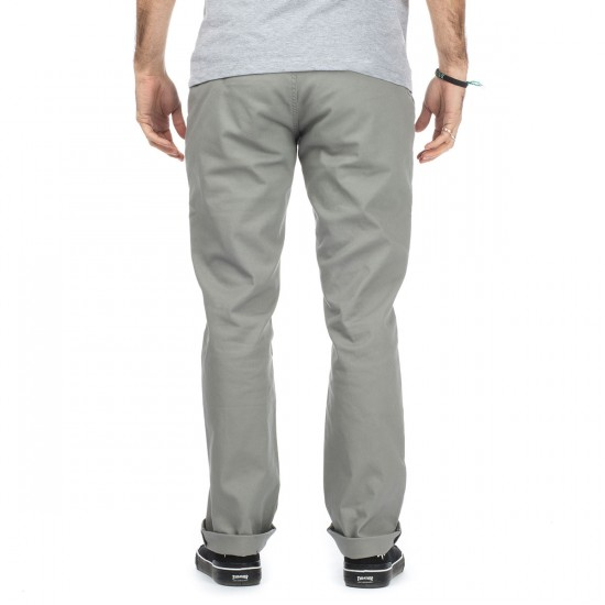 Volcom Frickin Modern Street Pants - Moonbeam - 28 - 32