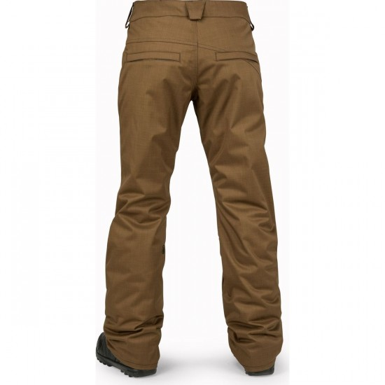 Volcom Frochickie Womens Insulated Snowboard Pants - Copper
