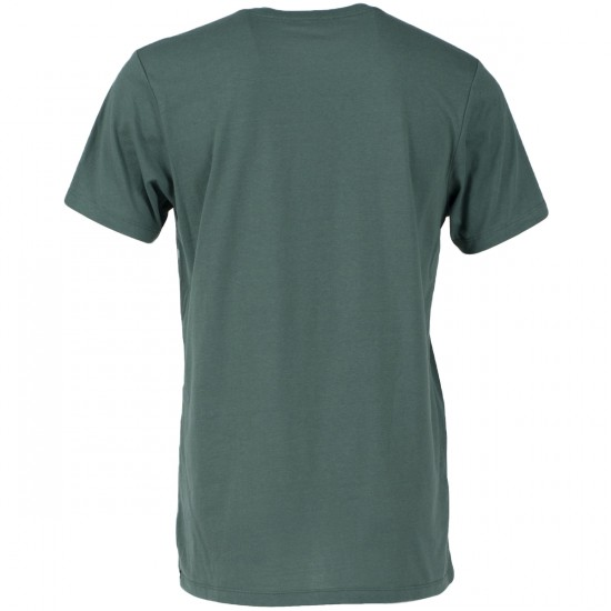 Volcom Gorbit Short Sleeve T-Shirt - Cedar Green