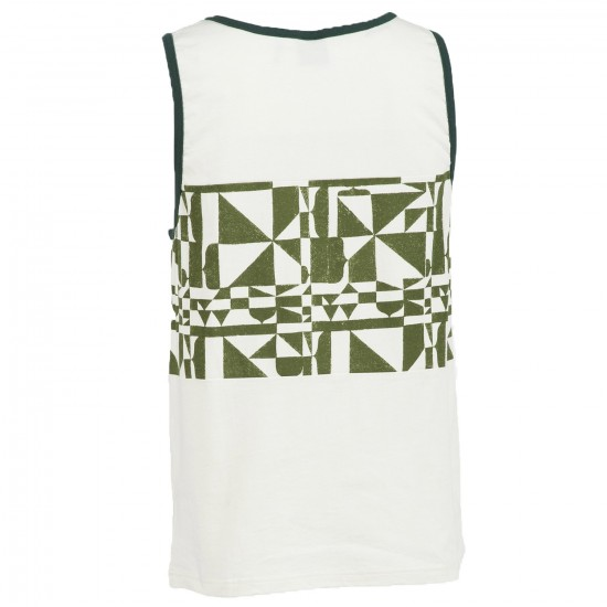 Volcom Grizzle Tank Top - Old Grey