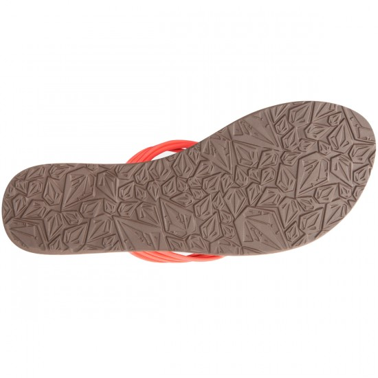Volcom Have Fun Shoes - Electric Coral - 7.0W