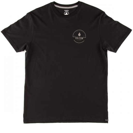 Volcom Heavy T-Shirt - Black