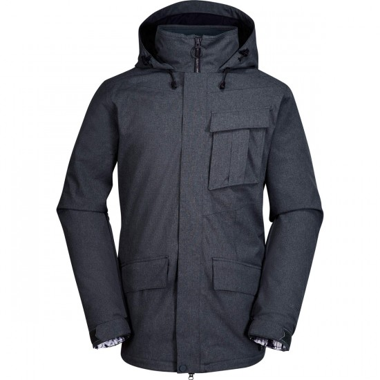 Volcom Mails Insulated Jacket 2015 - Charcoal