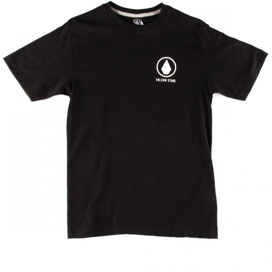 Volcom Move On T-Shirt - Black