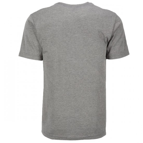 Volcom New Style T-Shirt - Heather Grey