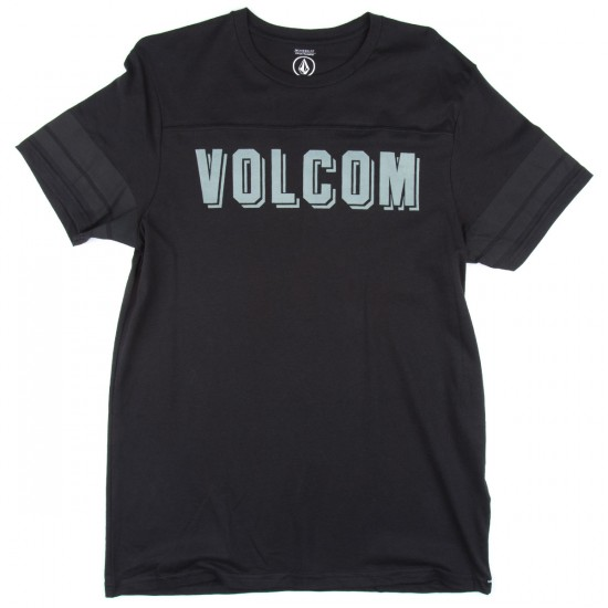 Volcom No Strike T-Shirt - Black