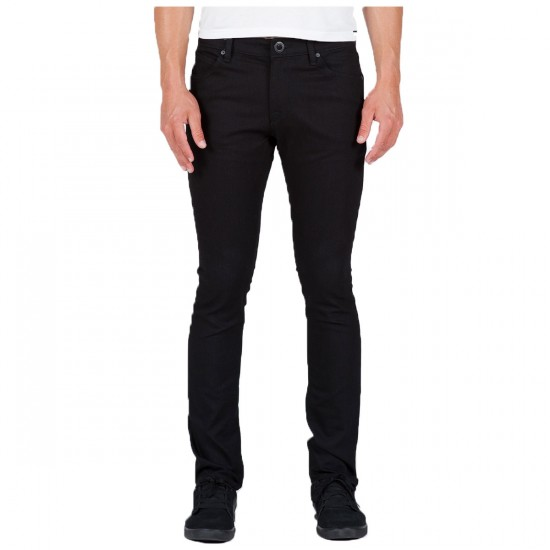 Volcom Riser Youth Pants - Black