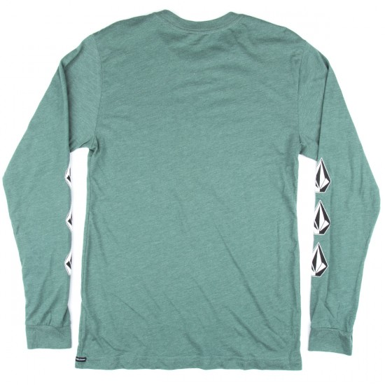 Volcom Say When Long Sleeve T-Shirt - Forest