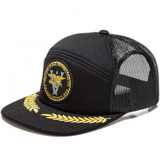 Volcom Sergeant Cheese Hat - Black