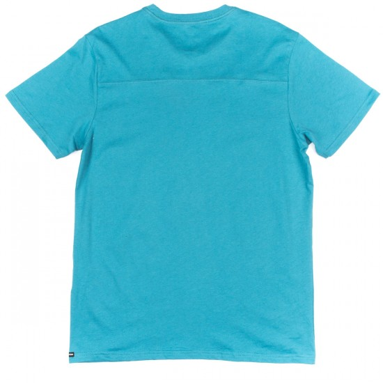 Volcom Serum T-Shirt - Stormy Blue
