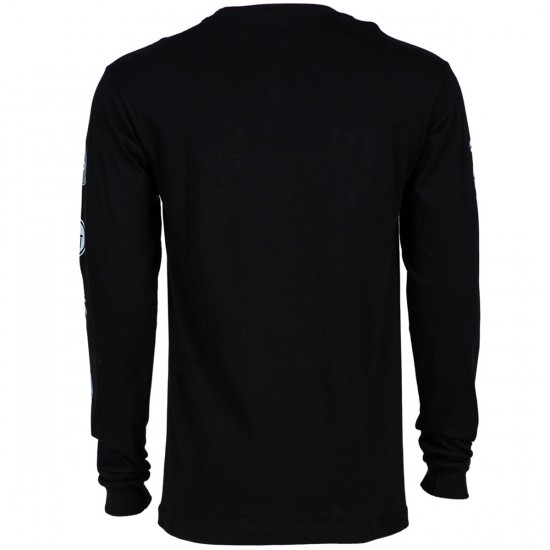 Volcom Sinner Long Sleeve T-Shirt - Black