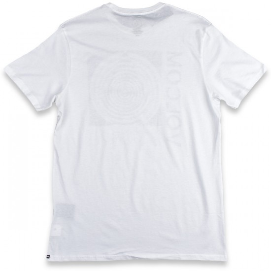 Volcom Sinner Short Sleeve T-Shirt - White