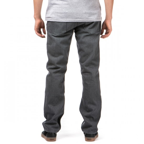 Volcom Solver Jeans - Enlightened Stone - 28 - 32