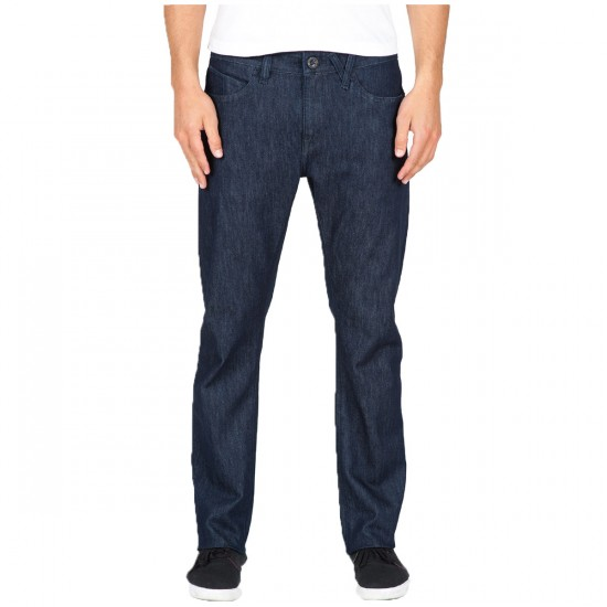 Volcom Solver Form Pants - Free Blue - 32 - 32
