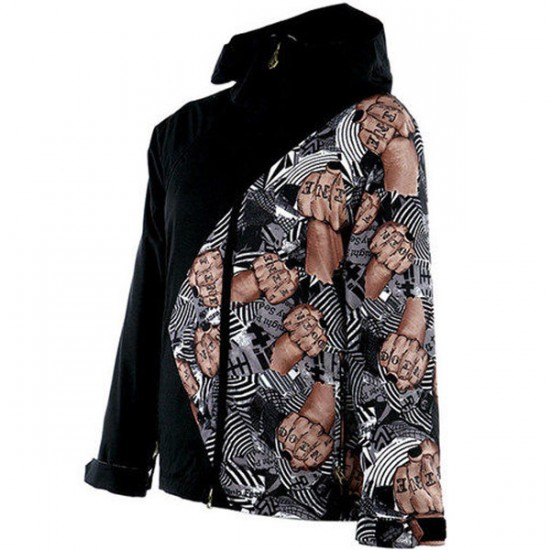 Volcom Stone Jacket - Youth 2010 Black