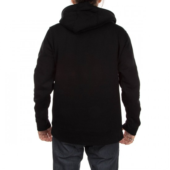 Volcom Stone Pullover Hoodie - Black