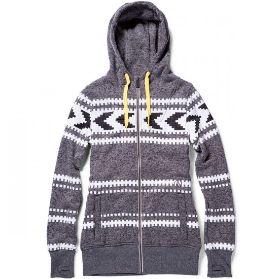 Volcom Sweater Sweatshirt Women's Sweatshirt 2015 - Sparrow