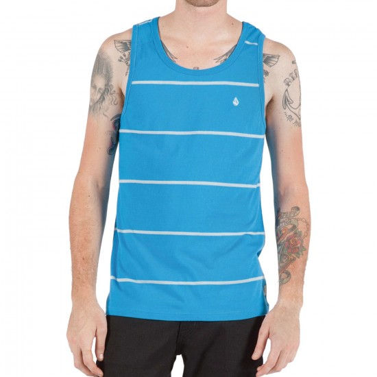 Volcom Tangle Tank - Electric Blue