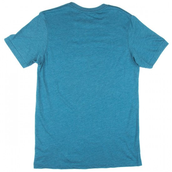 Volcom Whenever T-Shirt - Sun Faded Indigo