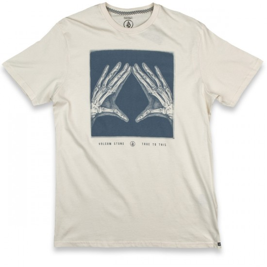 Volcom Xray T-Shirt - Oxford Tan