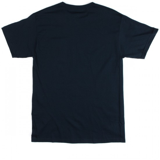 Welcome Devotion Pocket T-Shirt - Navy