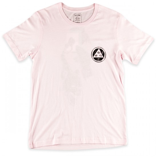 Welcome Face of a Lover T-Shirt - Pink/Black