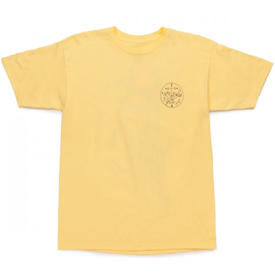 Welcome Gateway T-Shirt - Banana