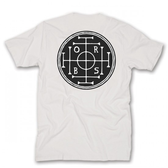 Welcome Orbs Amulet T-Shirt - White