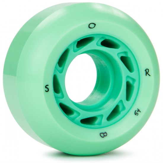 Welcome Orbs Ghostlites Skateboard Wheels - Green - 54mm - 102a
