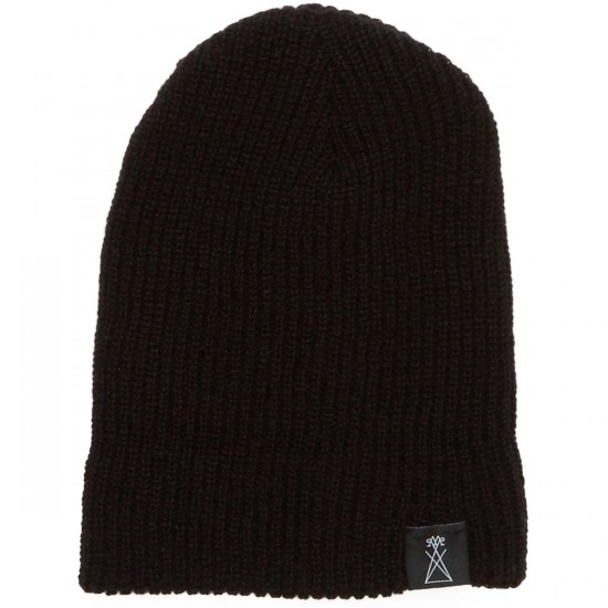 Welcome Talisman Cuffed Beanie - Black
