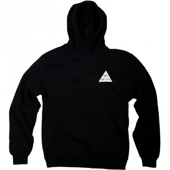 Welcome Talisman Pullover Hoodie - Black/White