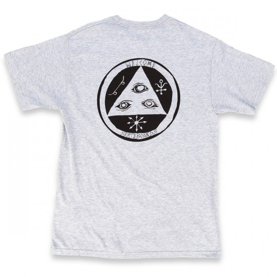 Welcome Talisman T-Shirt - Heather/Black