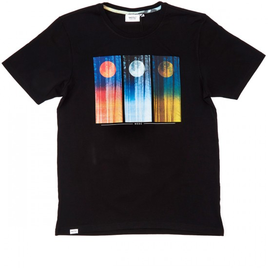 WeSC Grayson T-Shirt - Black